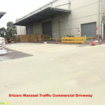 Trafficable membrane Maxseal Traffic waterproofing systems