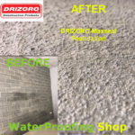Before-after_benefits of drizoro-maxseal-foundation-on-internal-block-wall-final-finish