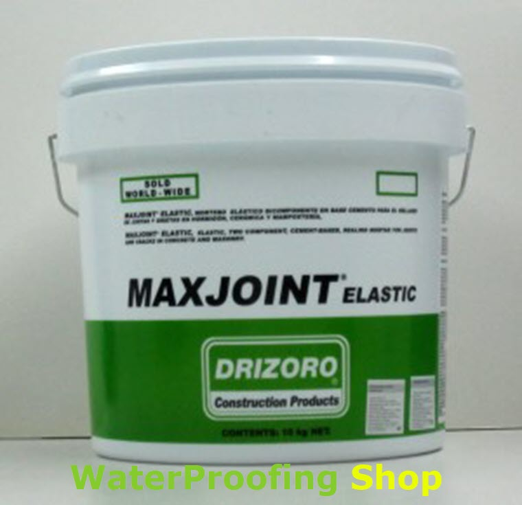 Maxjoint Elastic another reason Why Purchase from Waterproofing Shop